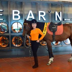Launch of The BAR°N @ Citta Mall: A Horse Walks Into A Bar