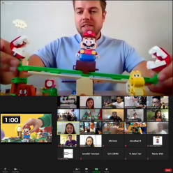 LEGO Super Mario Virtual Event